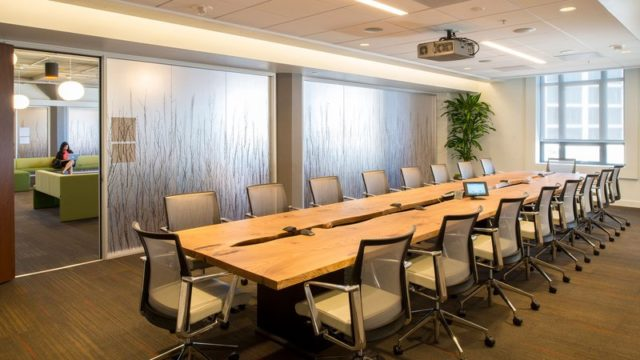 20 Exceptional Company Boardroom Areas