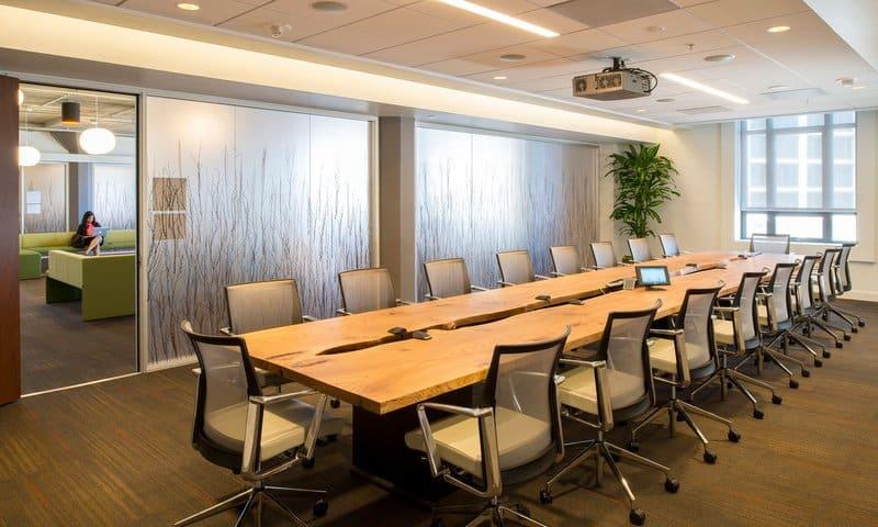 20 Exceptional Company Boardroom Areas
