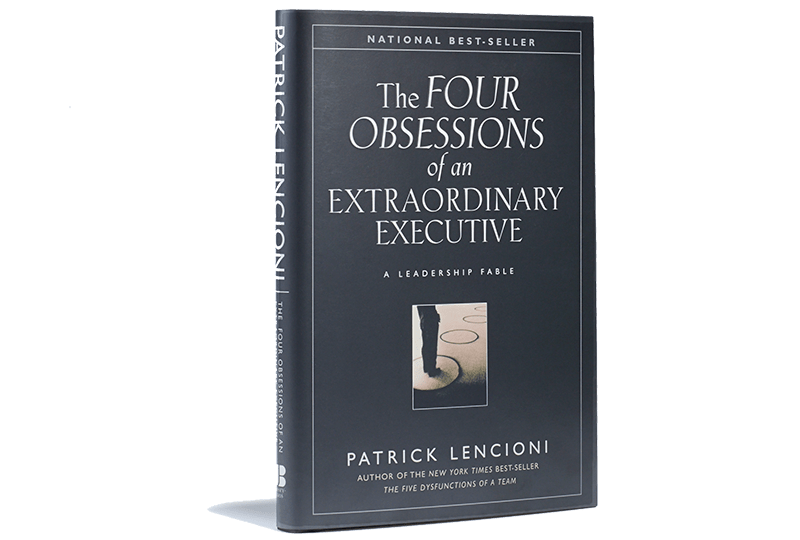 Book of the Month: The Four Obsessions of an Extraordinary Executive