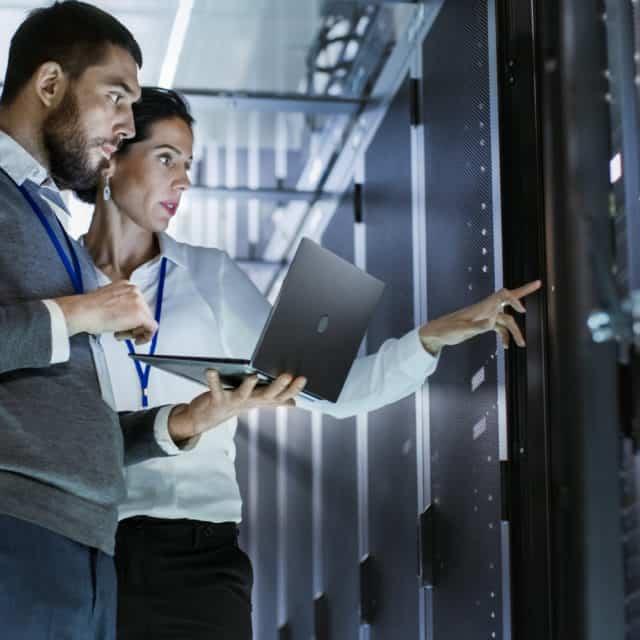 Keyser Data Infrastructure Brokerage Services
