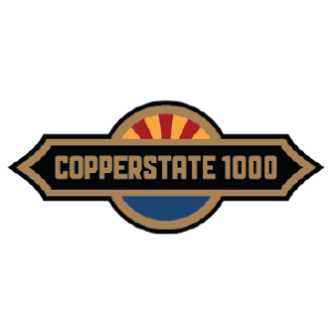 Copperstate 1000 logo
