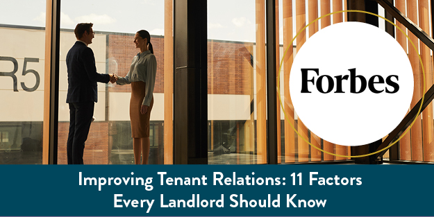 Improving Tenant Relations