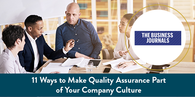 People Discussing Quality Assurance