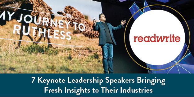 Jonathan Keyser Keynote Speaker